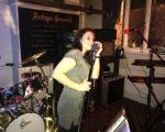 Sue @ The Kings Arms Lymington